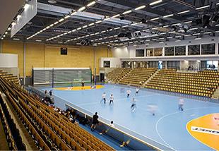 Färs och Frosta Arena, Lund