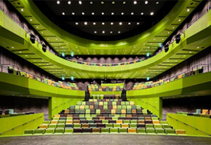 SPIRA theatre, Jönköping